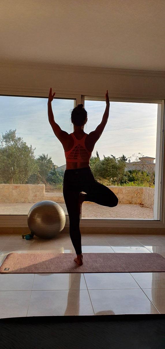 Yoga Vinyasa à Pau et Coaching sportif