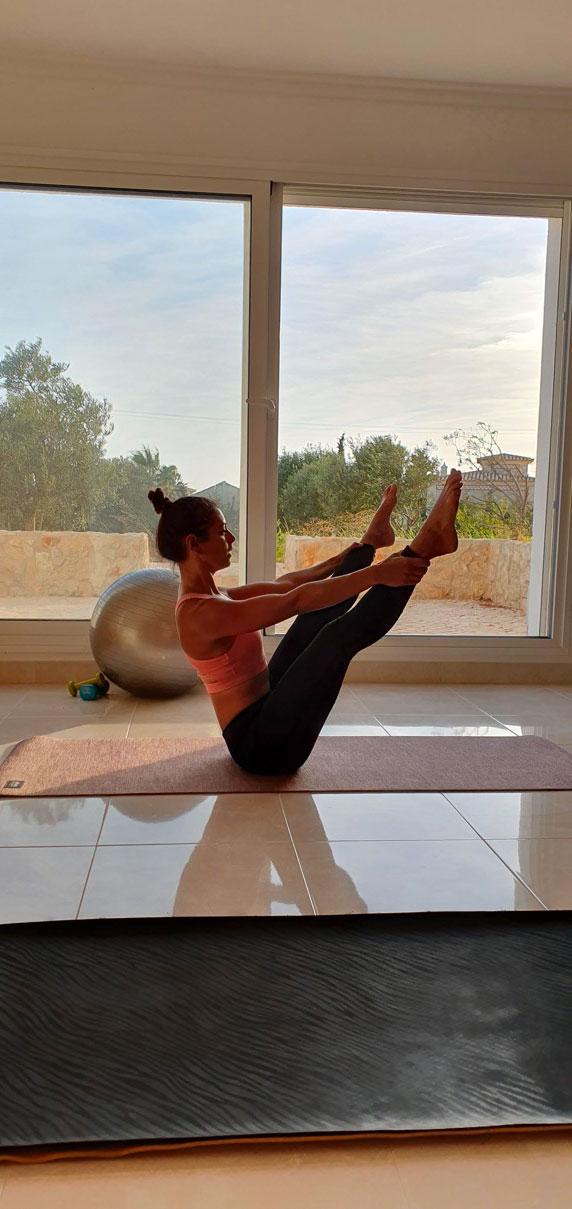 Coaching sportif, yoga vinyasa, TRX, Pilates à Pau