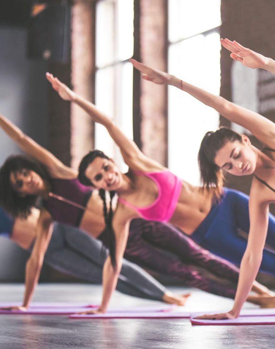 Cours de pilates Pau